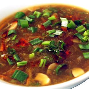 Вегетабле Хоть & Соур Суп