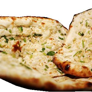 Tandoori Garlic Butter Naan