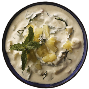 Pine-Apple Raita
